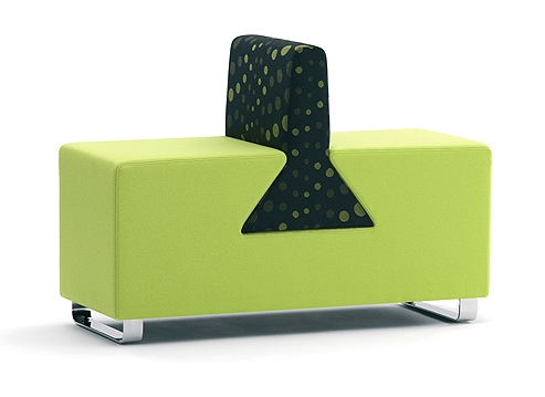 Time Breakout Seating | Time Breakout Bench
