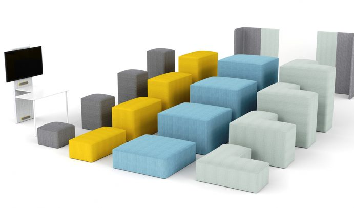 Creator Soft Seating Modules