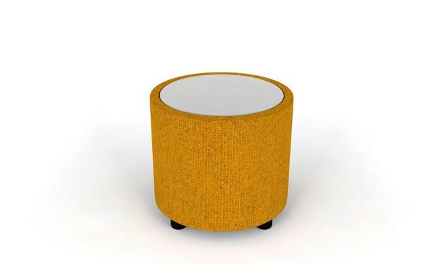 Picnmix Breakout Stool Image - Circular Table