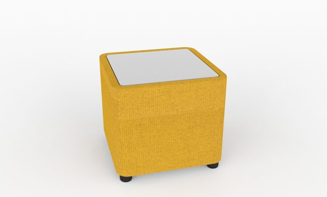 Picnmix Breakout Stool Image - Square Table