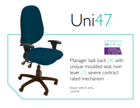 Uni47 Task Chair Image