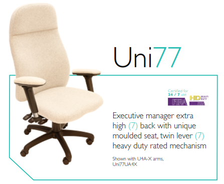 Uni Task Chair Image
