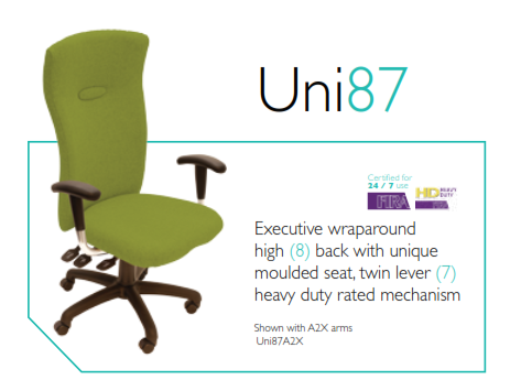Uni87 Task Chair Image