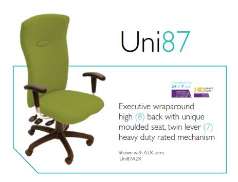 Uni87 Task Chair Image