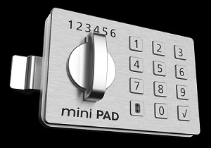 BeCode MiniPad Lock