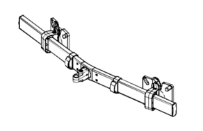 Ollin Dual Mount Bar