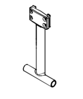 Ollin Dual Mount Bar Handle