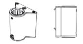 Wishbone Monitor Arm Multi Screen Slatwall Mount Cam Action