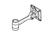 Wishbone Monitor Arm - Forearm