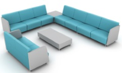 Hugo Sofa - Straight Modules