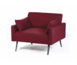 Leo Soft Seating - Single Seater