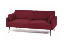 Leo Soft Seating - Two Seater