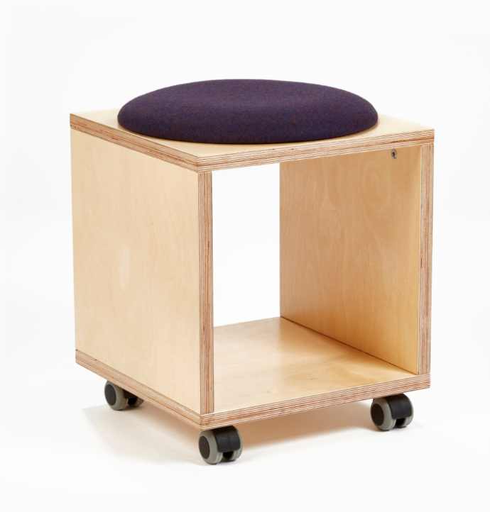 Platforms Box Stool Image