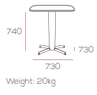 Retro Dining Tables Models