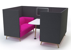 Thynk Soft Seating Booth