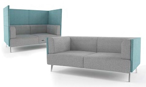 Thynk Soft Seating - High Back And Low Back