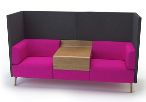 Thynk Soft Seating Console