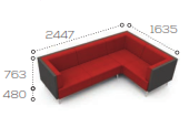 Tryst Soft Seating - STK32.33