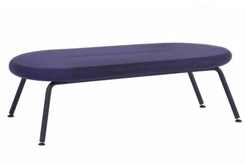 Tubes Breakout Furniture Image -  4 Leg Bench