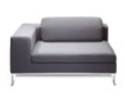 Zeus Soft Seating Models SZS3A