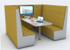 Luna Privacy Booth - 6 person 1400