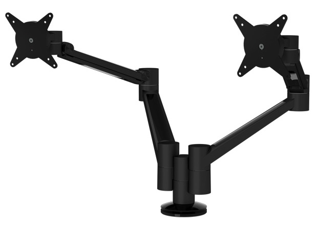 Dataflex 58.653 ViewLite Plus Dual Monitor Arm