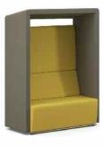 Fifteen two seat sofa pod unit - 15-E-P22