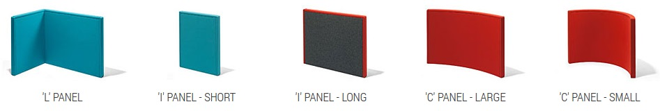 Linc Modular Screens - Panels