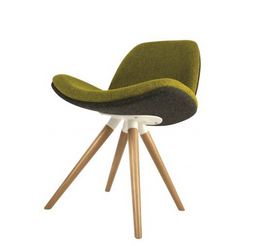 Era Wood Chair Image