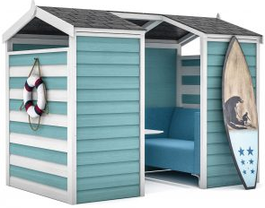 Huddle Beach Hut Image