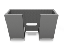 Huddle Cave Soft Seating - 2 seater