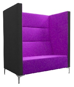 Huddle High Back Soft Seating