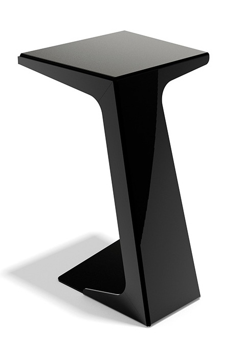 Laptop Table - Black
