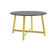 Relic 4 Leg Round Table Image