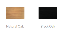 Scandi Soft Seating - Wood Frame Finish Options
