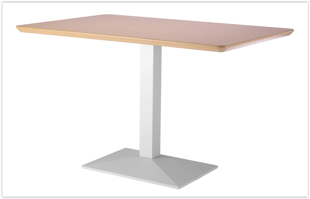 Wedge Silver Table Image