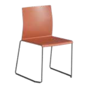 Artesia Meeting Chair Image - no arms