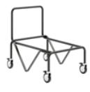 Artesia Meeting Chair - Trolley
