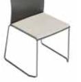 Artesia Meeting Chair - wide seat pad