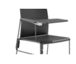 Artesia Meeting Chair - Writing Tablet