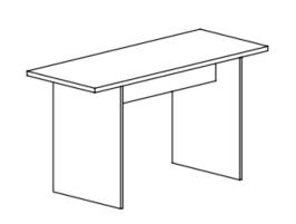 Deck Bench Image