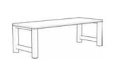 GD10 Dining Table Image