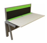 Evolution Bench Desk - Single Sided Add-On Modules