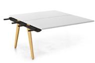 Evolution Bench 1600mm Extension - Wood Legs