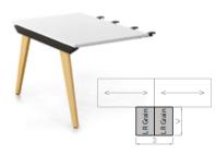Evolution Bench Double Return Desk