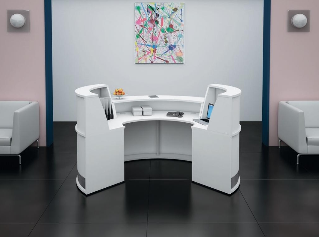 Receptiv Reception Desks