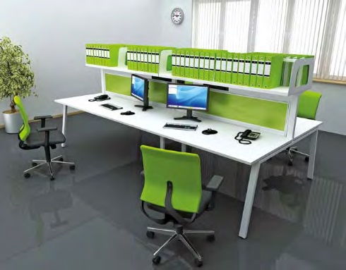 iBench 3rd Level / Over Desk Storage