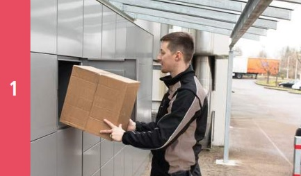 Intelligent Parcel Lockers - Parcel Delivery