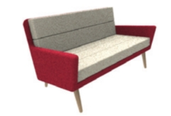 Douglas Soft Seating Models