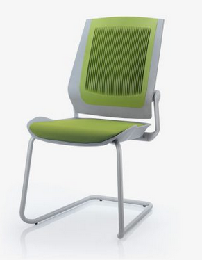 Bodyflex Visitor Chair Image - Cantilever no Arms